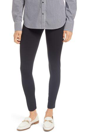 HUE Women Leggings - Women's Control High Waist Pique Leggings