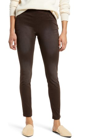HUE Women's Az Ultrasoft Denim Leggings
