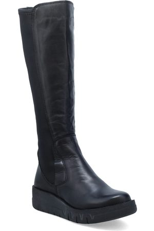 Miz Mooz Women's Lucky Wedge Boot
