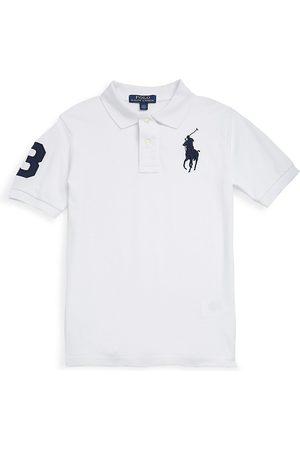 Ralph Lauren Little Boy's & Boys Tennis Tail Cotton Polo - - Size XL (18-20)