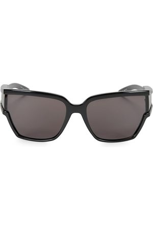 Balenciaga Women's 63MM Square Sunglasses