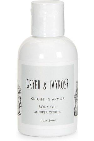 Gryph & IvyRose Knight In Armor Juniper Citrus Body Oil