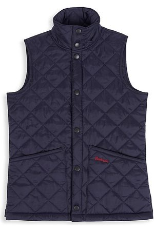 Barbour Little Girl's & Girl's Liddesdale Quilted Vest - - Size XXL (14-15)