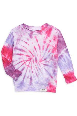 Worthy Threads Baby's & Little Kid's Tie-Dye Raglan Sweatshirt - - Size 5