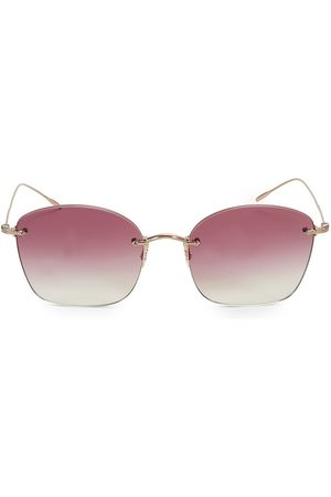 Oliver Peoples Women's Marlien 58MM Square Sunglasses