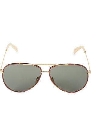 Céline Women's 61MM Aviator Sunglasses