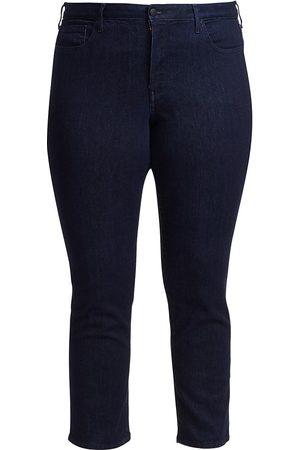 NYDJ, Plus Size Women's Petite Sheri Slim Jeans - - Size 26 W