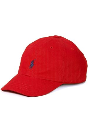 Ralph Lauren Caps - Cotton Chino Baseball Cap - - Size 2-4