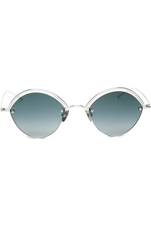 Smoke X Mirrors Women's The Line 51MM Oval Sunglasses