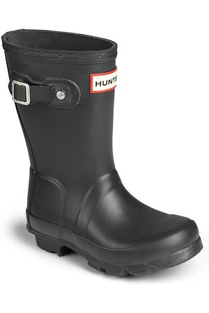 Hunter Kid's Original Tall Rubber Rain Boots - - Size 13 (Child)