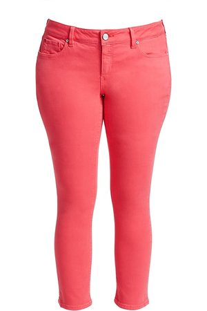 Slink Jeans Plus Women's Mid-Rise Straight Jeans - - Size 20 W