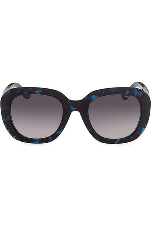 Moncler Women's 54MM Round Sunglasses