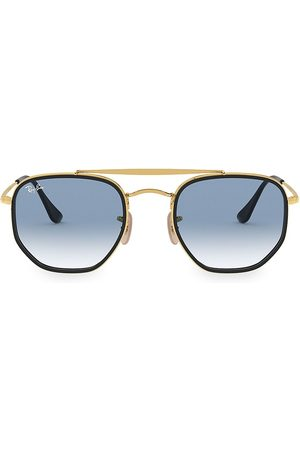Ray-Ban Women's RB3648 52MM Geometric Aviator Sunglasses
