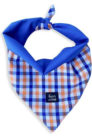 Finn and Me Printed Dog Scarf - - Size Medium