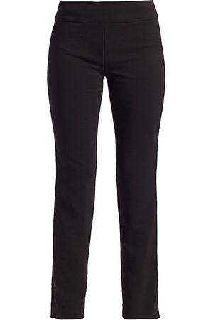 NIC+ZOE, Petites Women's Dive In Straight Pants - - Size 14