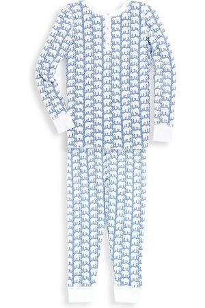 Roller Rabbit Little Boy's & Boy's Pima Cotton Classic 2-Piece Pajamas Set - - Size 8