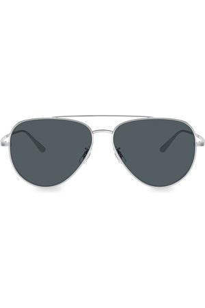 Oliver Peoples The Row Women's The Row Casse 58MM Aviator Sunglasses