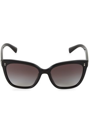 VALENTINO Women's 55MM Cat Eye Sunglasses