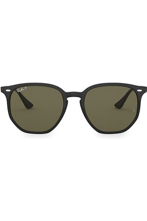 Ray-Ban Women's RB4306 54MM Highstreet Square Sunglasses