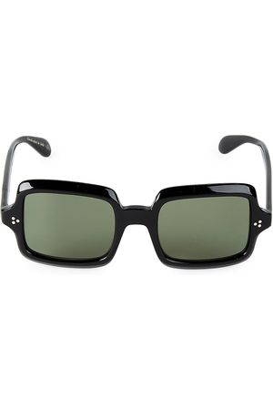Oliver Peoples Women Square - Avri 50MM Square Sunglasses