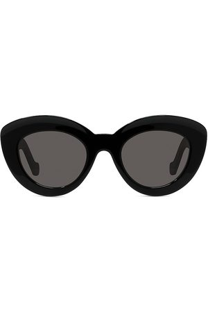 Loewe Women's 50MM Oversized Cat Eye Sunglasses