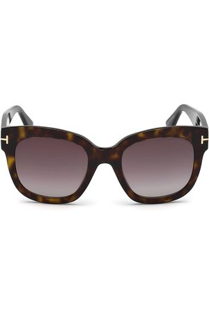 Tom Ford Women's 55MM Beatrix Square Sunglasses
