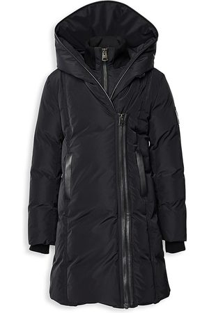 Mackage Little Girl's & Girl's Loulou Long Classic Down Jacket - - Size 6