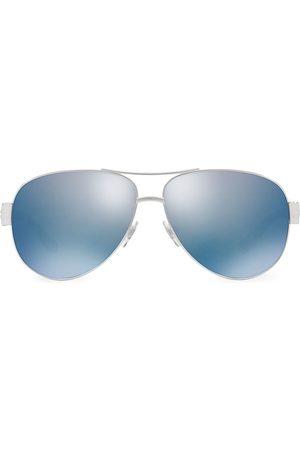 Tory Burch Women's 60MM Aviator Sunglasses