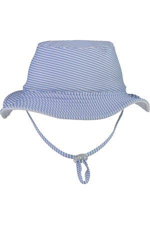 Snapper Rock Rainbow Stripe Hat - - Size Medium (6-8)