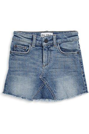 DL1961 DL1961 Premium Denim Little Girl's Jenny Denim Skirt - - Size 4