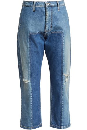 TRE by Natalie Ratabesi Women's The Roma High-Rise Straight-Leg Jeans - - Size 24 (0)