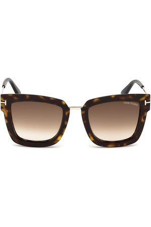 Tom Ford Women's Lara Square Sunglasses