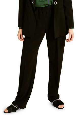Persona by Marina Rinaldi Women's Rapsodia Classic Triacetate Pants - - Size 16 W