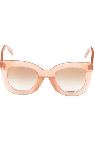 Céline Women's 55MM Square Sunglasses