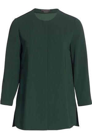 Persona by Marina Rinaldi Women's Flaminia Velvet Back Jacket - - Size 22W