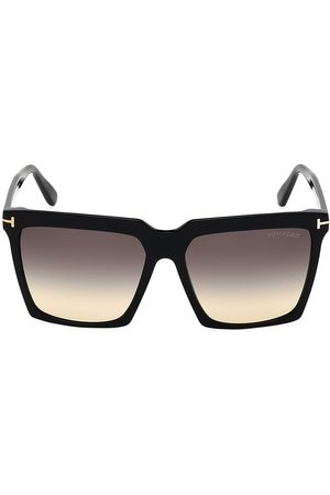 Tom Ford Women's Sabrina 58MM Square Sunglasses