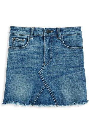 DL1961 DL1961 Premium Denim Girl's Chic Denim Skirt - - Size 7