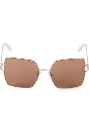 Alexander McQueen Women Square - Women's 59MM Square Sunglasses
