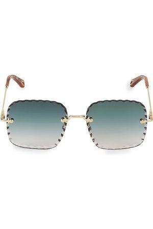 Chloé Women's Rosie 59MM Square Sunglasses