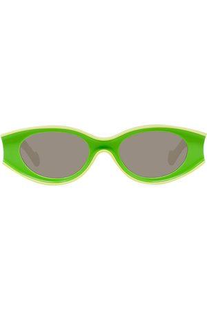 Loewe Women's Paula Ibiza 52MM Small Oval Sunglasses