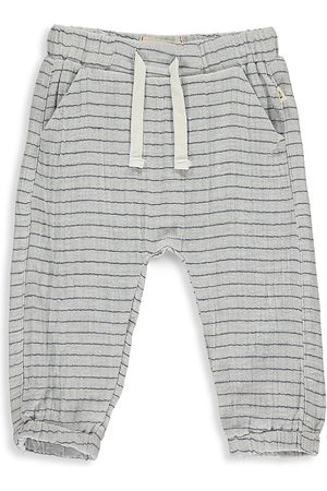 Me & Henry Baby's, Little Boy's & Boy's Stripe Gauze Pants - - Size 12