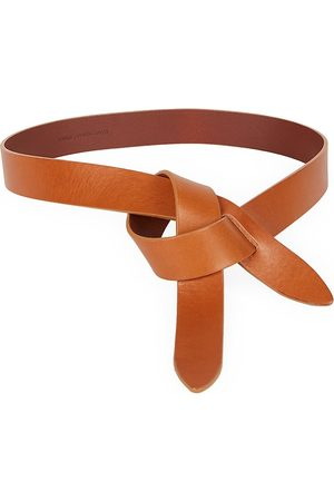 Isabel Marant Women's Lecce Leather Belt - - Size XL