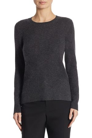 Saks Fifth Avenue Women's COLLECTION Cashmere Roundneck Sweater - - Size Small
