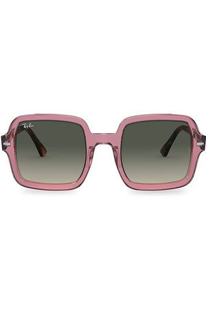Ray-Ban Women's RB218853 53MM Square Sunglasses