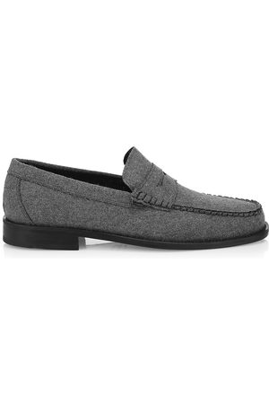 Saks Fifth Avenue Men's COLLECTION Wool Loafers - - Size 12