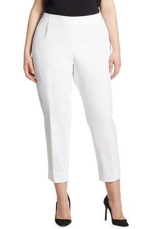 Lafayette 148 New York Women's Bi-Stretch High-Waist Pants - - Size 16 W