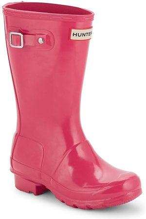 Hunter Kid's Rain Boots - - Size 4 (Child)
