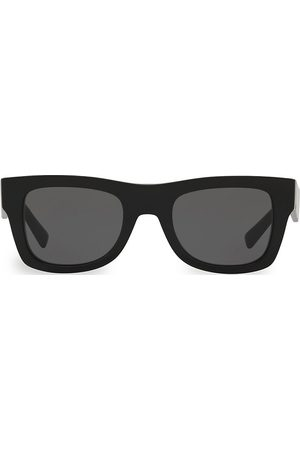 VALENTINO Women's VA4045 Solid 50MM Square Sunglasses