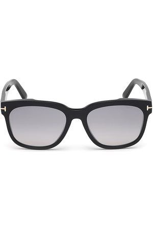 Tom Ford Women's Rhett 55MM Square Sunglasses