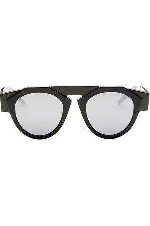 Smoke X Mirrors Women's x FIORUCCI Atomic3 Round Sunglasses